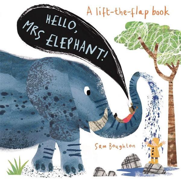 Hello, Mrs Elephant /Sam Boughton 誠品eslite