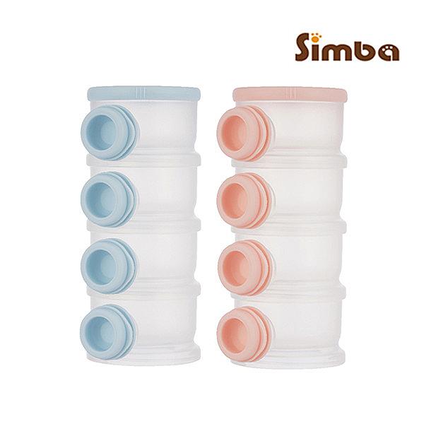小獅王溜滑梯專利衛生奶粉盒 奶粉儲存盒