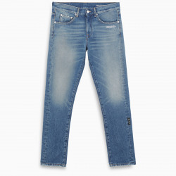 Off-White™ Medium blue slim fit jeans