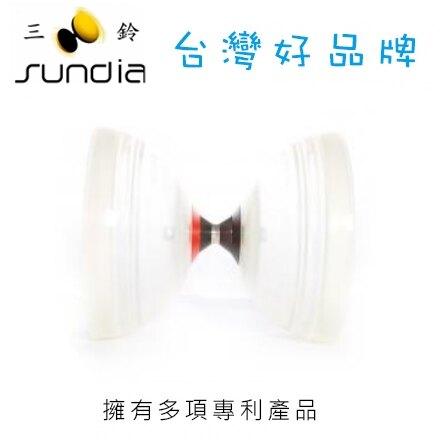 618購物節SUNDIA 三鈴 炫風三培鈴系列 SH.3B.CC炫三透白 / 個