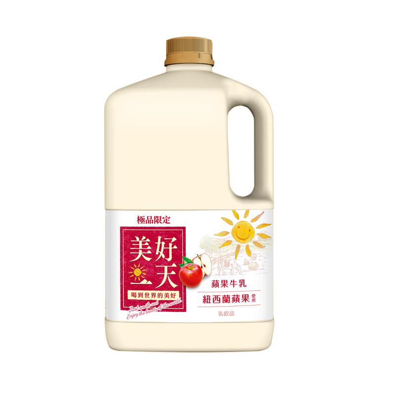 極品限定蘋果牛乳2709ml到貨效期約6-8天
