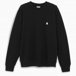 Marcelo Burlon Black Cross sweatshirt
