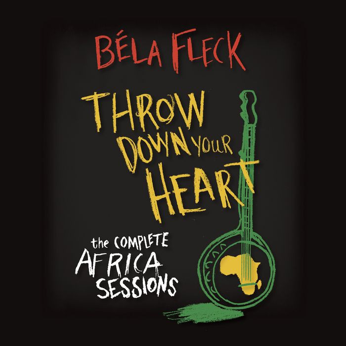 佛萊克 非洲遊記全集 The Complete Africa Sessions Bela Fleck CR00261