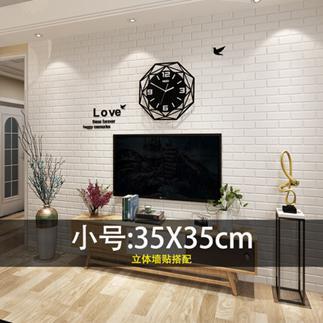 掛鐘 歐式鐘表掛鐘客廳現代簡約時鐘個性創意時尚表家用大氣裝飾石英鐘