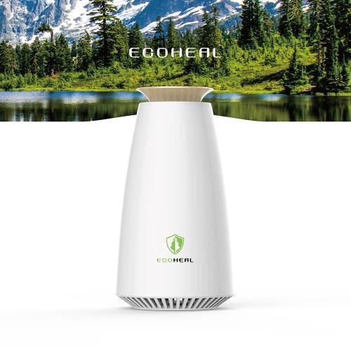ecoheal 光合電子樹防疫級家用 bm6 空氣清淨機(7-15坪)