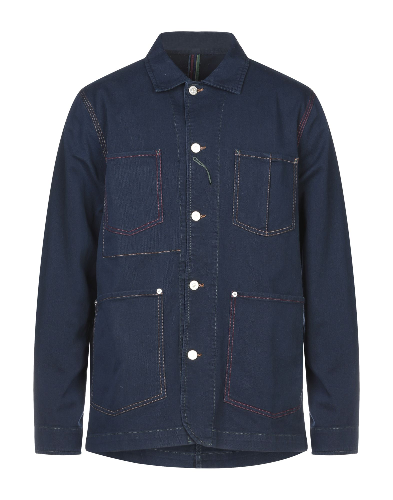 PS PAUL SMITH Denim outerwear - Item 42796260