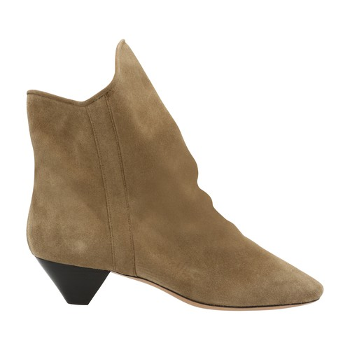 Doey heeled ankle boots