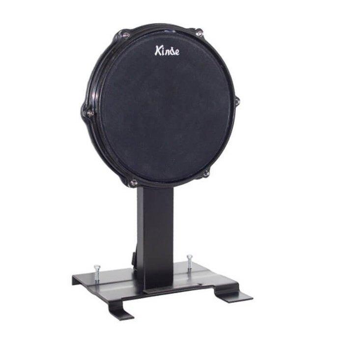 Dixon PDP91-K 爵士鼓大鼓 網狀 打點板 大鼓打擊 練習板【唐尼樂器】