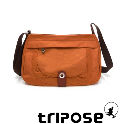 tripose 微旅系列淑女側肩包 鮮橙橘