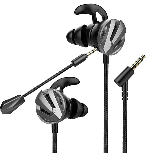 頭戴式耳機 英狼游戲專用吃雞耳機頭戴入耳式聽聲辨位 城市科技