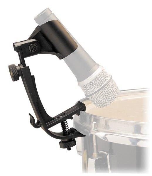 Superlux HM25 爵士鼓麥克風夾座(夾鼓邊可調整緊度及伸縮調整麥克風高度) HM-25【唐尼樂器】