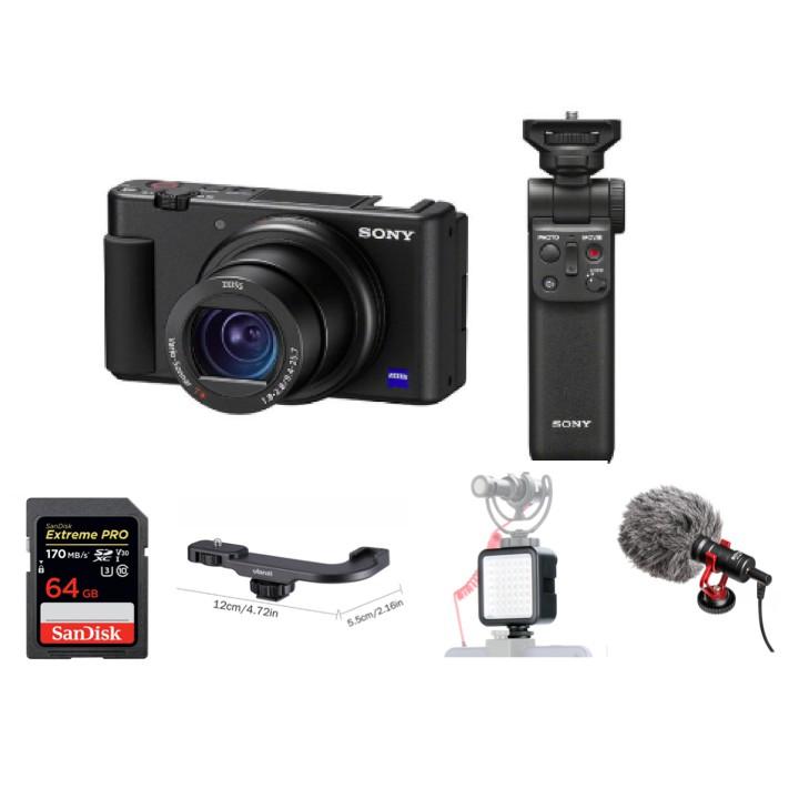 【分期0利率】SONY ZV-1 ZV1 Vlog camera 網紅 影音 玩家組 公司貨 套裝版
