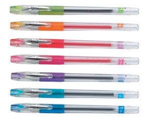 筆樂 Penrote PC4328 747 0.4mm雙珠中性筆-12支入 / 打