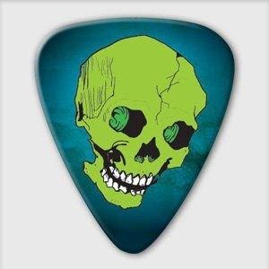 澳洲製 Grover Allman 主題系列『Skull』烏克麗麗/木吉他/電吉他 Pick 彈片【唐尼樂器】