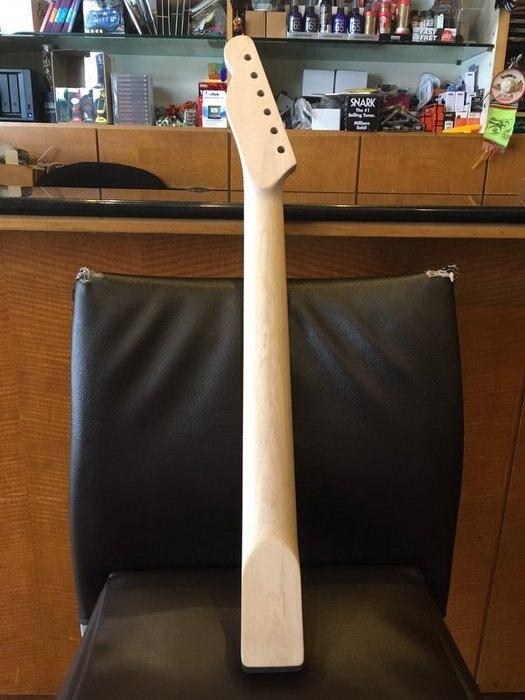 WD 22格 Ebony 黑檀木指板琴頸 2-3/16英吋 56mm Fender 適用【唐尼樂器】