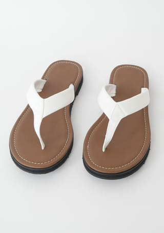 韓國空運 - soft casual flip flops 涼鞋