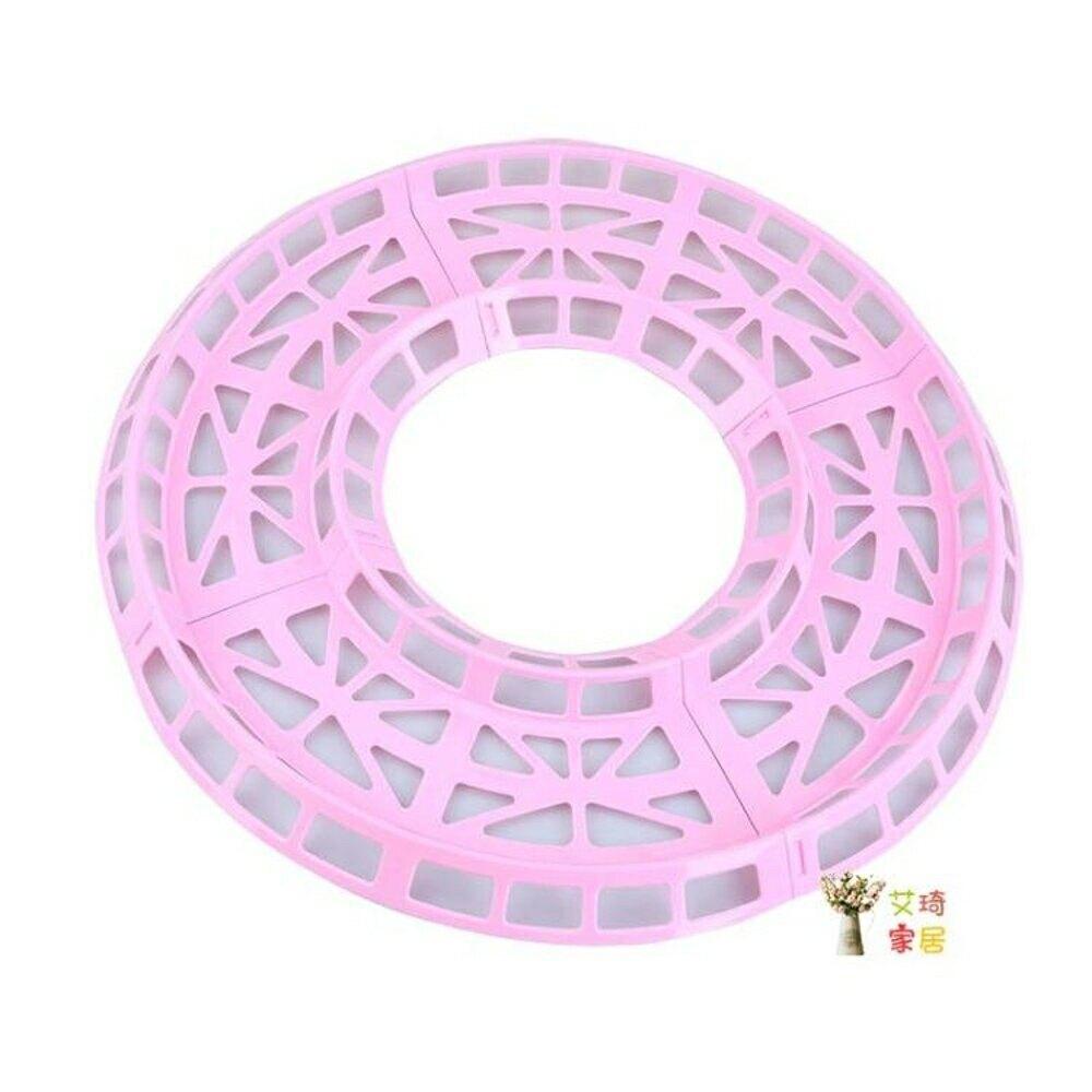 倉鼠玩具 寵物用品玩具滾球跑道金絲熊跑球軌道可多件拼接 4色【全館免運 限時鉅惠】