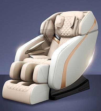 按摩椅 Chigo/志高新款AM33按摩椅家用全身太空豪華艙多功能電動小型父母 小宅君嚴選