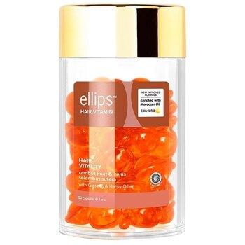 印尼ellips 膠囊式護髮油(滋養橘蜜果1mlX50粒/罐) [大買家]