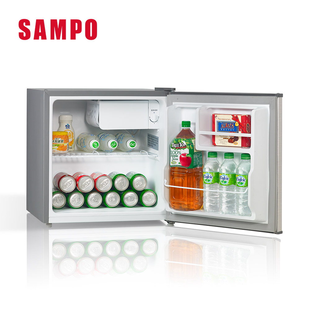 SAMPO聲寶 47公升二級能效獨享系列單門小冰箱SR-B05