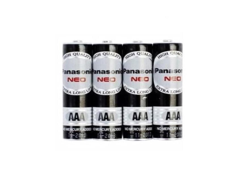 panasonic國際碳鋅電池 4號