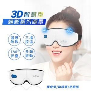 3D無線眼部蒸氣熱敷按摩器3D無線眼部蒸氣熱敷按摩器