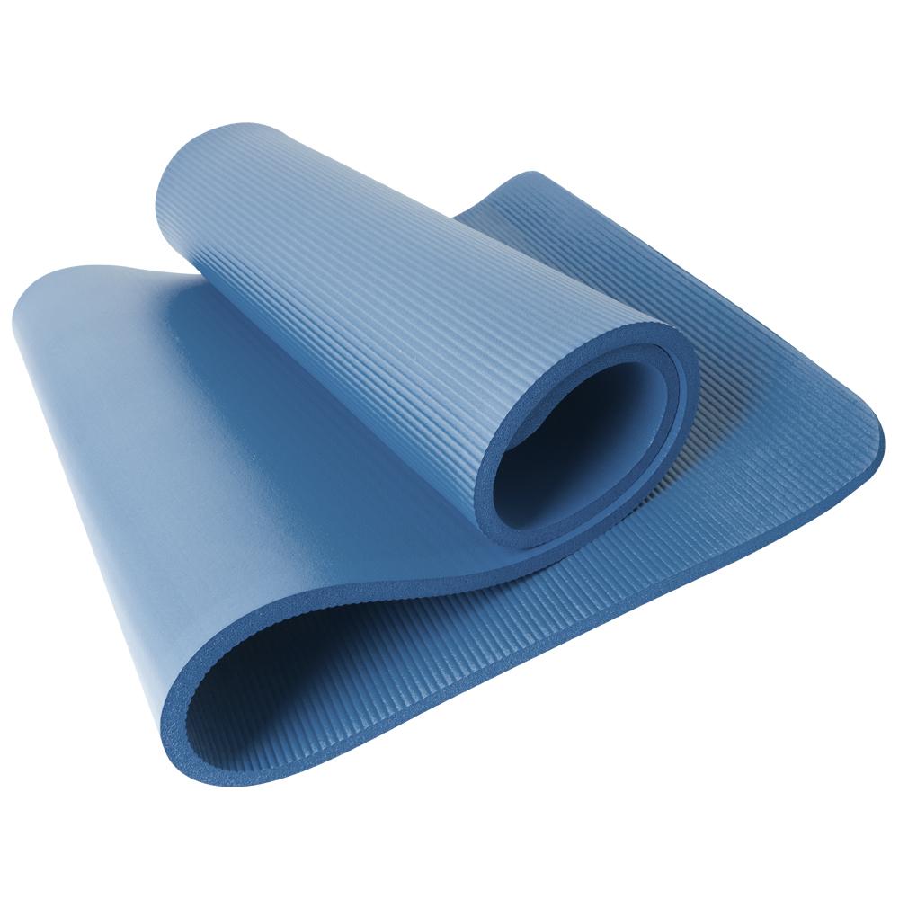 福利品 台灣製nbr加長180cm 加寬80cm 加厚15mm瑜珈墊