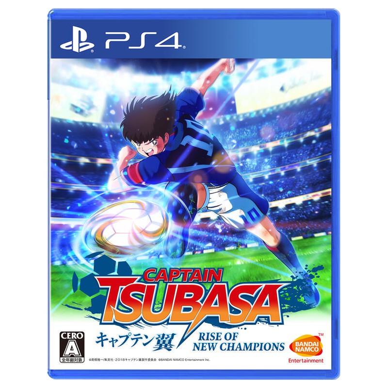 PS4遊戲 隊長小翼 新秀崛起 CAPTAIN TSUBASA 中文版【魔力電玩】