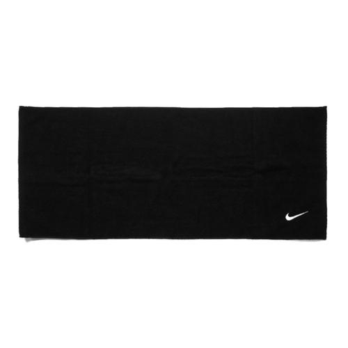 Nike Solid Core Towel 35x80cm [N1001541010NS] 運動 毛巾 吸汗 柔軟 黑
