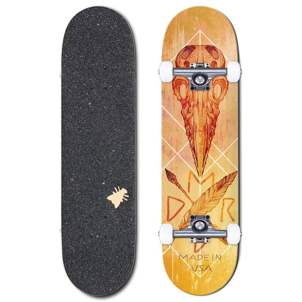 Madrid(滑板/ 交通板) - Street Deck 特技板 (滑板整組) - Crow