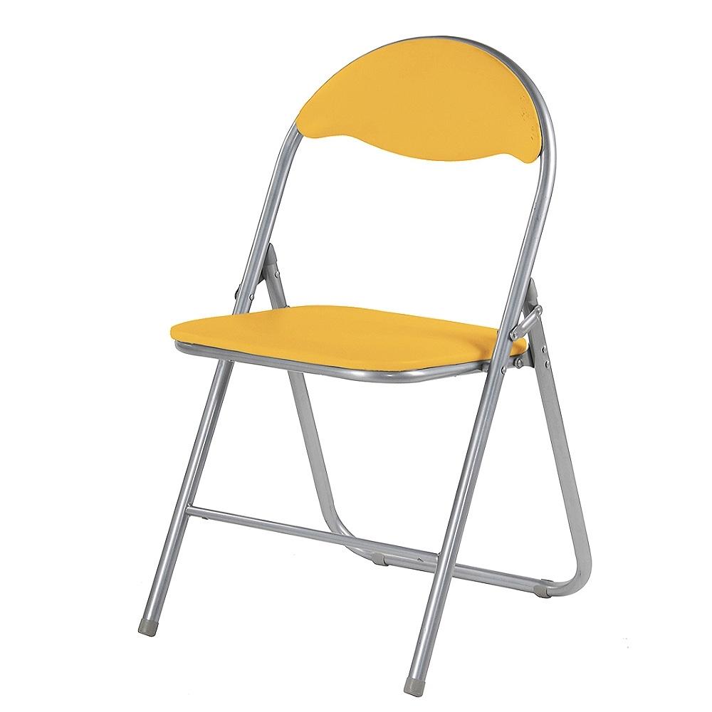 棉花田Cotton Field 馬卡龍 仿皮折疊椅 4色可選