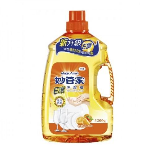 妙管家 E護洗潔精(3200g/瓶)[大買家]