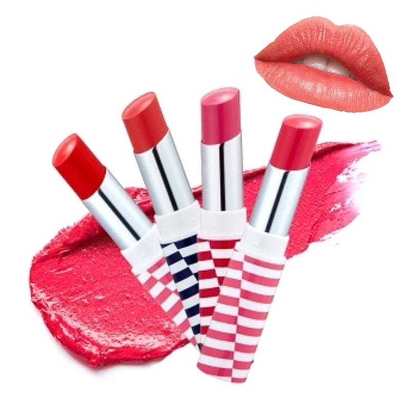 【即期福利品】DSB ALL DAY 保濕 亮澤唇膏 口紅 3.5G 效期:2020年12月