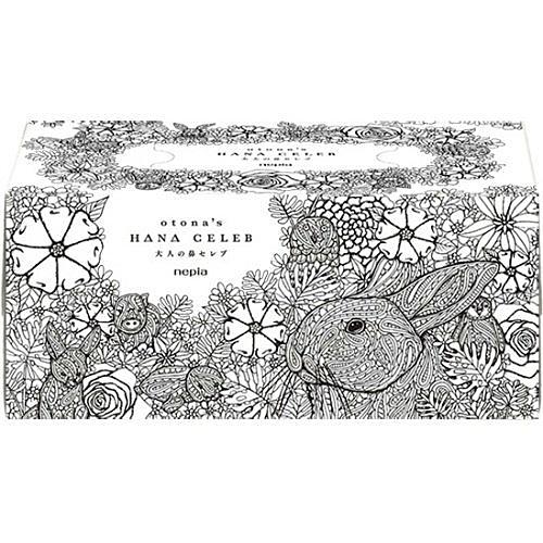 日本【Nepia】大人紙巾450枚入(150抽)