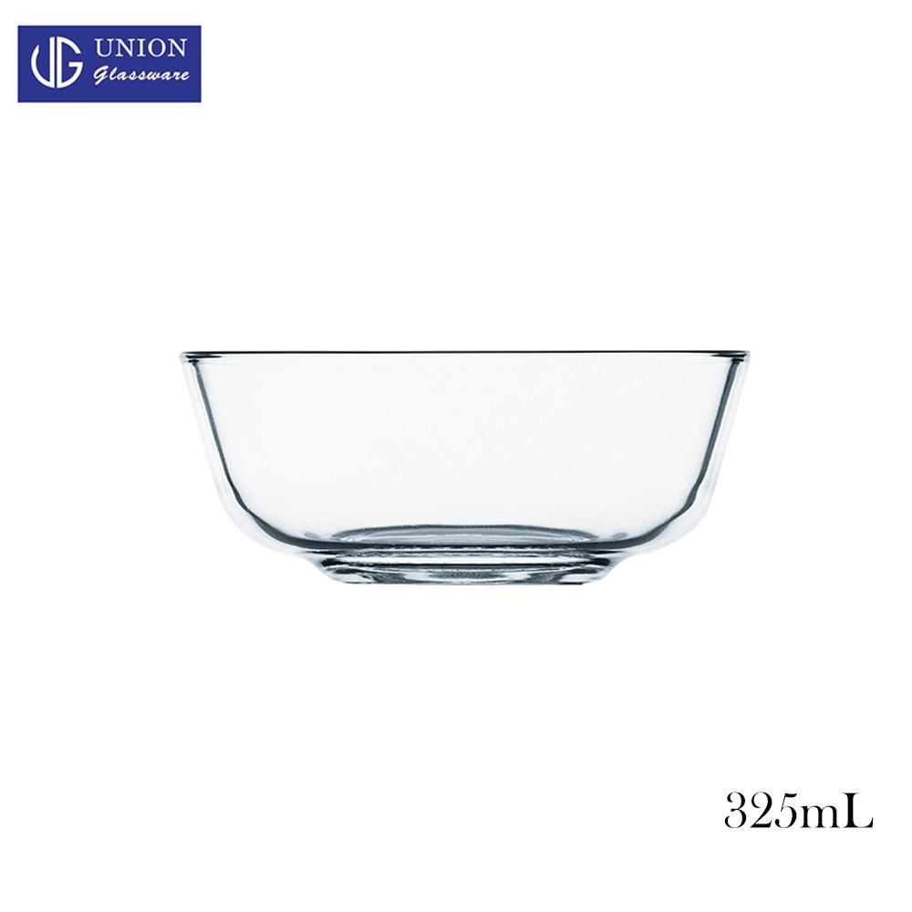 泰國UNION 圓口小沙拉碗 玻璃碗 325mL 沙拉碗 調理碗