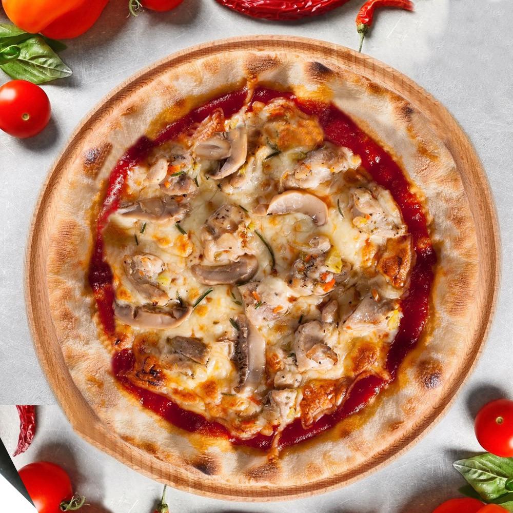 八吋比薩/披薩/PIZZA 200g~255g/片【金龍生鮮肉品】