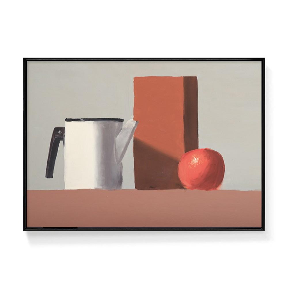 油畫 • 靜物I/北歐畫/居家裝飾/早餐店/藝廊牆/複製畫/畫框/相框