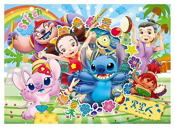 【台製拼圖】迪士尼 Disney-史迪奇3(520片)HPD0520-092