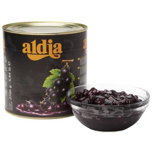 【德麥食品】 比利時 aldia愛迪亞 黑醋栗餡(完整狀)/2.7kg