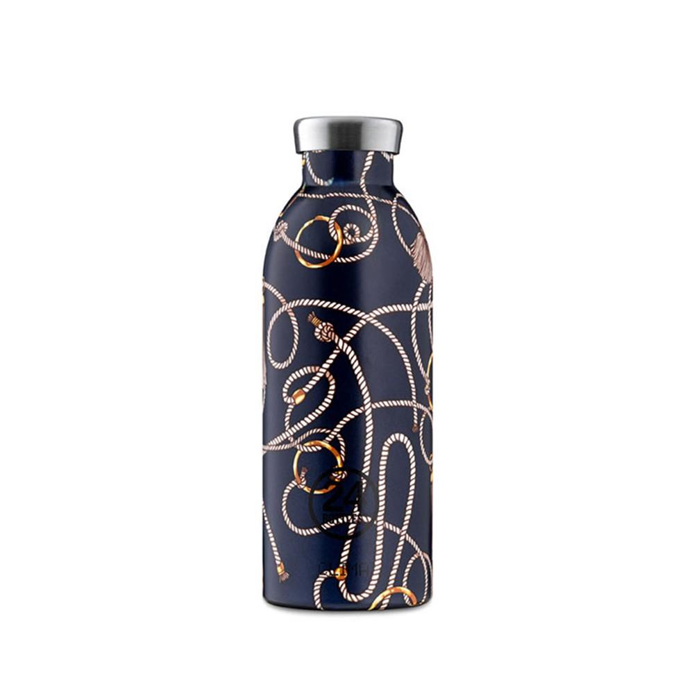義大利 24Bottles 不鏽鋼雙層保溫瓶 500ml - 皇家