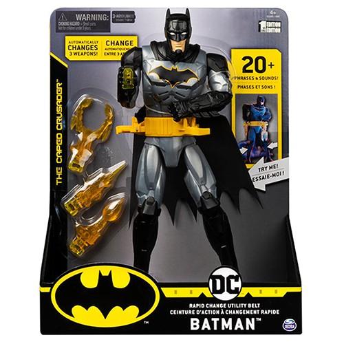 DC Comics - Batman-12吋蝙蝠俠特色可動人偶