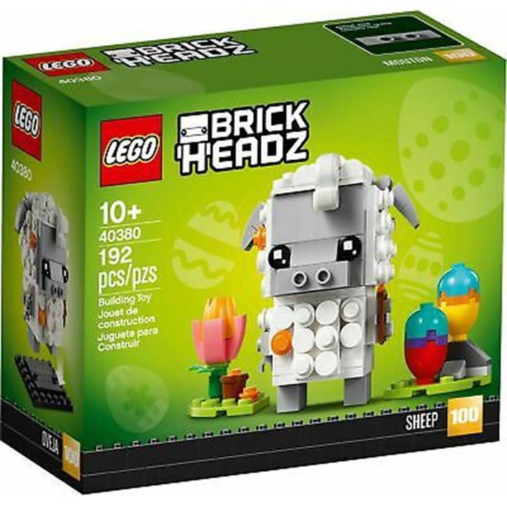 LEGO 樂高  40380 BrickHeadz Easter Sheep 復活節綿羊