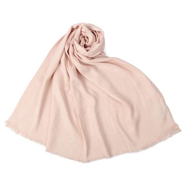 Calvin Klein LOGO絲質披肩圍巾