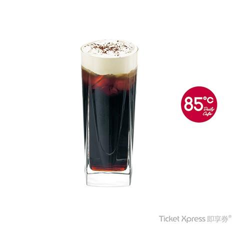 85度C海岩咖啡(M)(冰/熱)