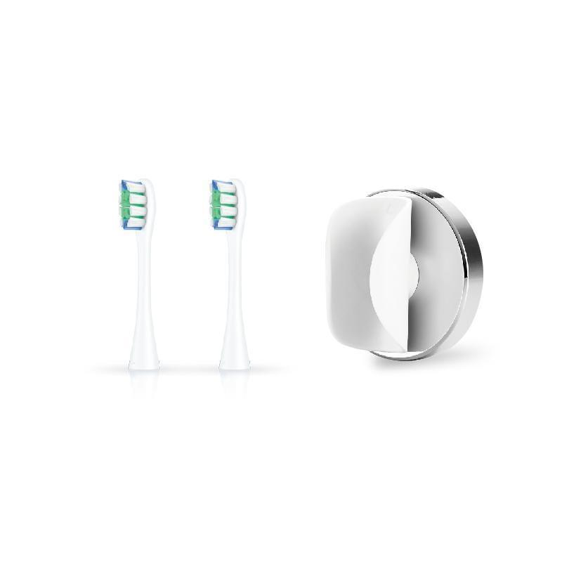 智能聲波電動牙刷-P2深度清潔型牙刷組 搭專用壁掛