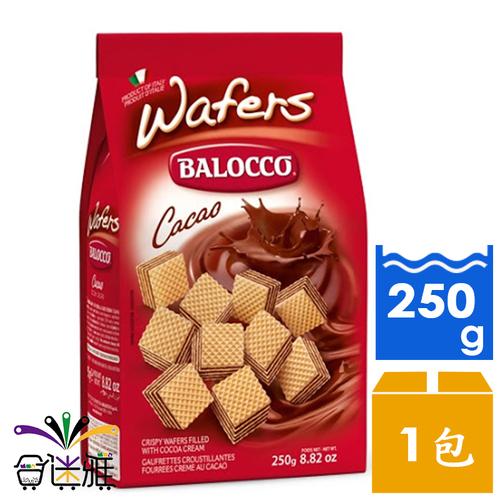 Balocco帕洛克威化餅-巧克力(250g/包)X1包