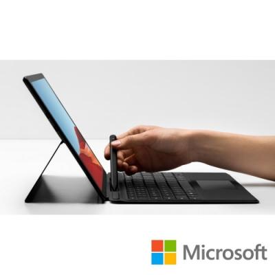 Microsoft Surface Pro X 鍵盤手寫筆組 黑色