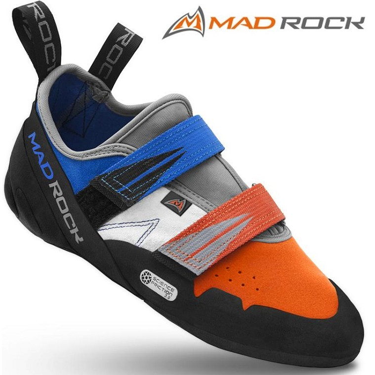 Madrock 攀岩鞋 Agama 橘色 /攀岩/抱石