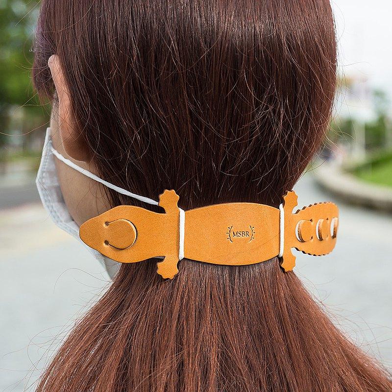 解放你的耳朵 - 守宮口罩減壓皮片