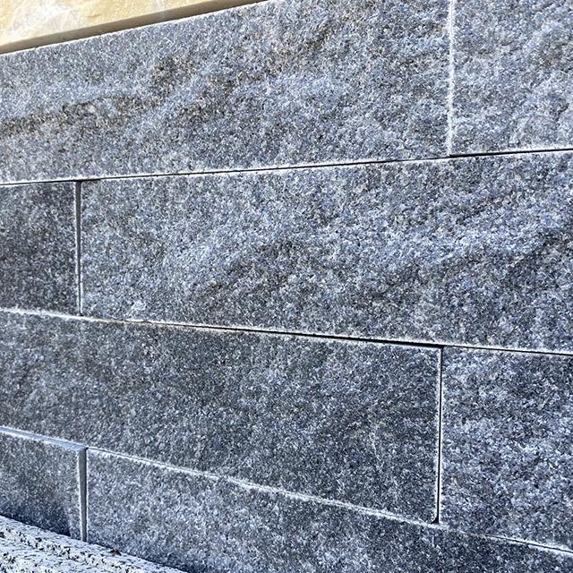 灰晶石 劈面  (石材 建材 牆面材料 DIY 景觀)